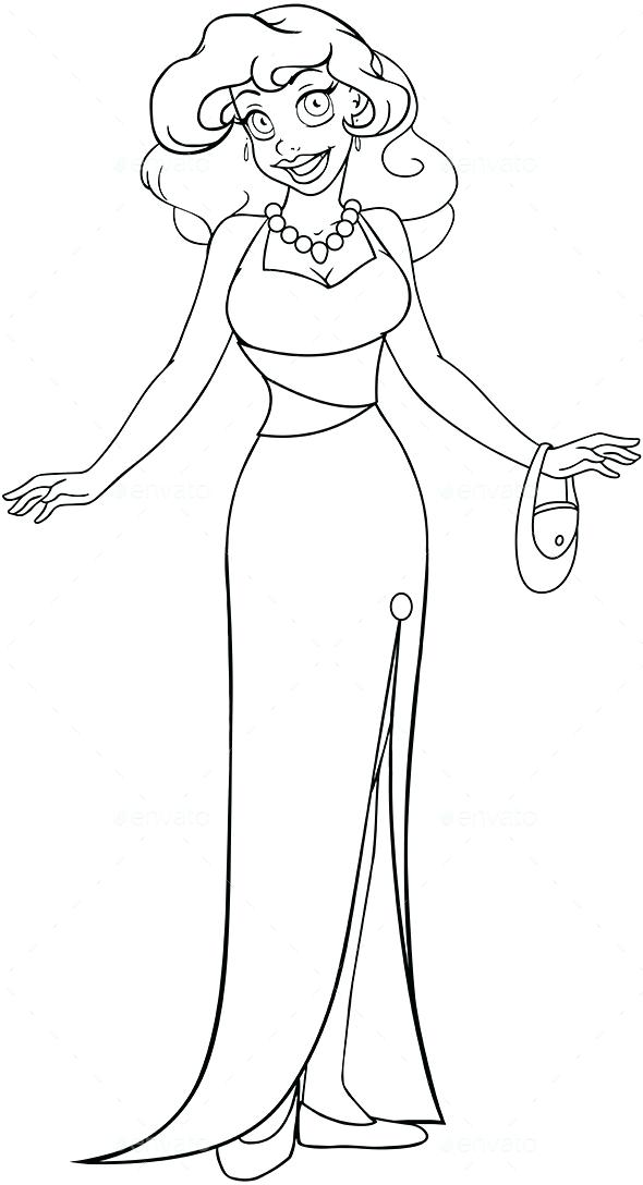 590x1088 Erotic Coloring Pages Lust Adult Coloring Page Erotic Drawing Sexy