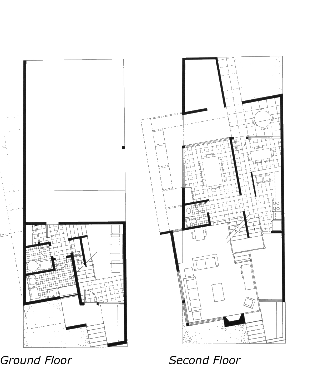 1190x1431 Floor Row Home Floor Plans