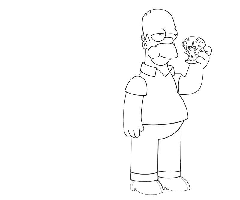 800x667 Homer Simpson Eat Avondale Style