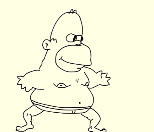 491x423 Homer Simpson Oney Plays Wiki Fandom Powered By Wikia