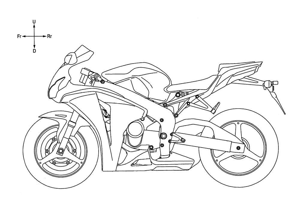 1024x727 Honda V4 Superbike Engine Revealed In Patent Documents