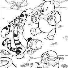220x220 Honey Coloring Pages, Reading Amp Learning, Drawing For Kids, Kids