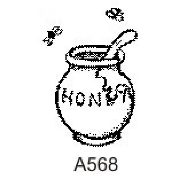 600x600 A568 Honey Pot