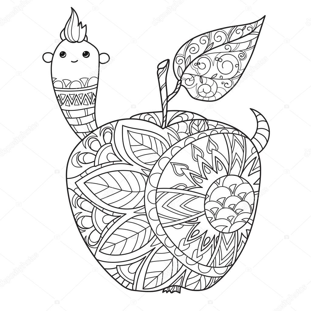 1024x1024 Honey Pot Doodle And Bees Stock Vector Yazzik
