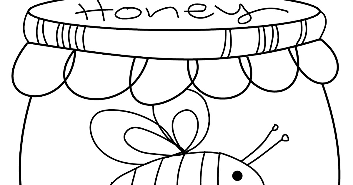1200x630 Scribbles Designs Challenge Blog Freebie Friday Honey Pot