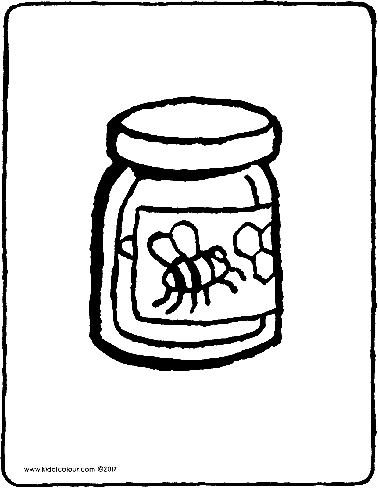 1240x1600 Honey Pot