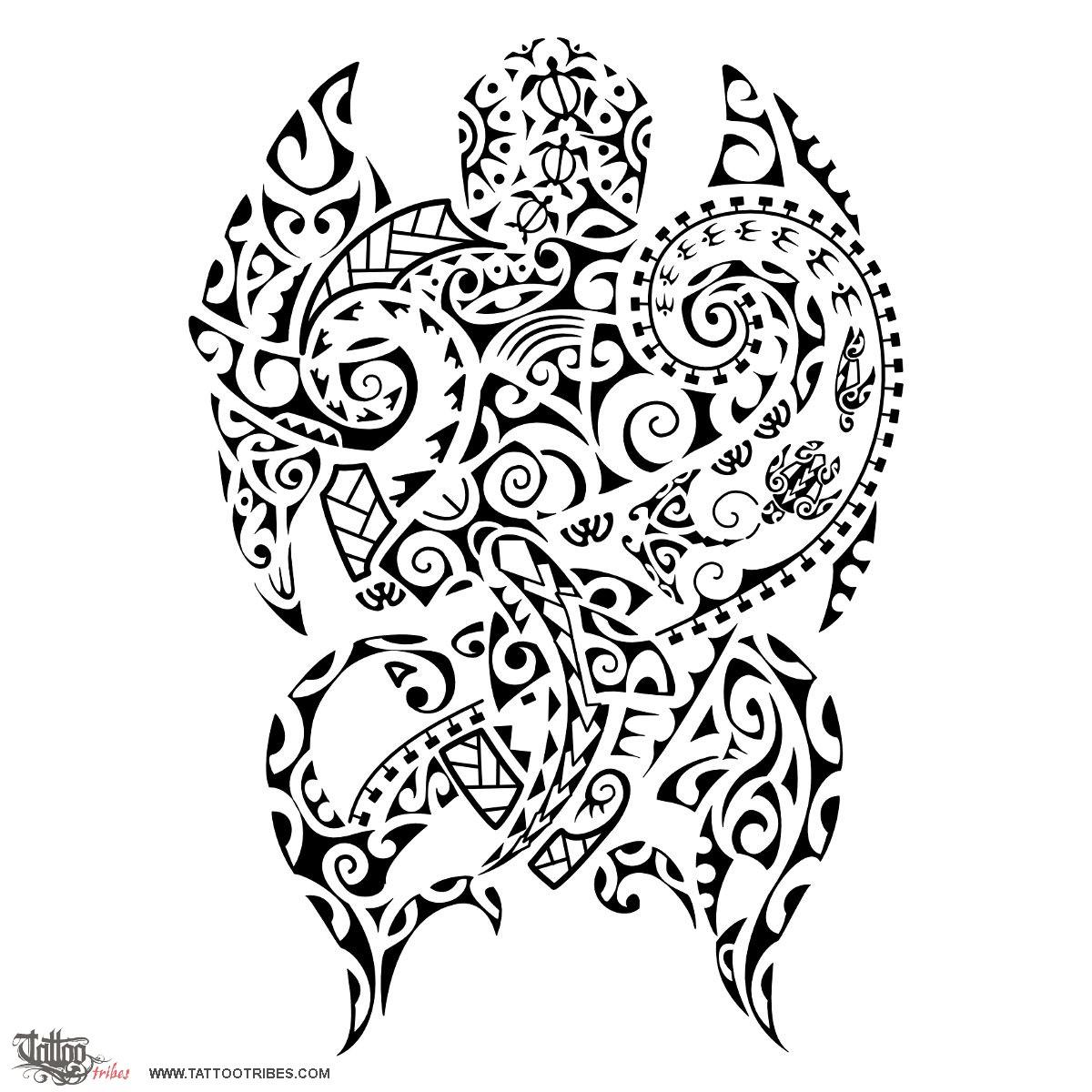 1200x1200 Tattoo Of Honu, Aumakua Tattoo