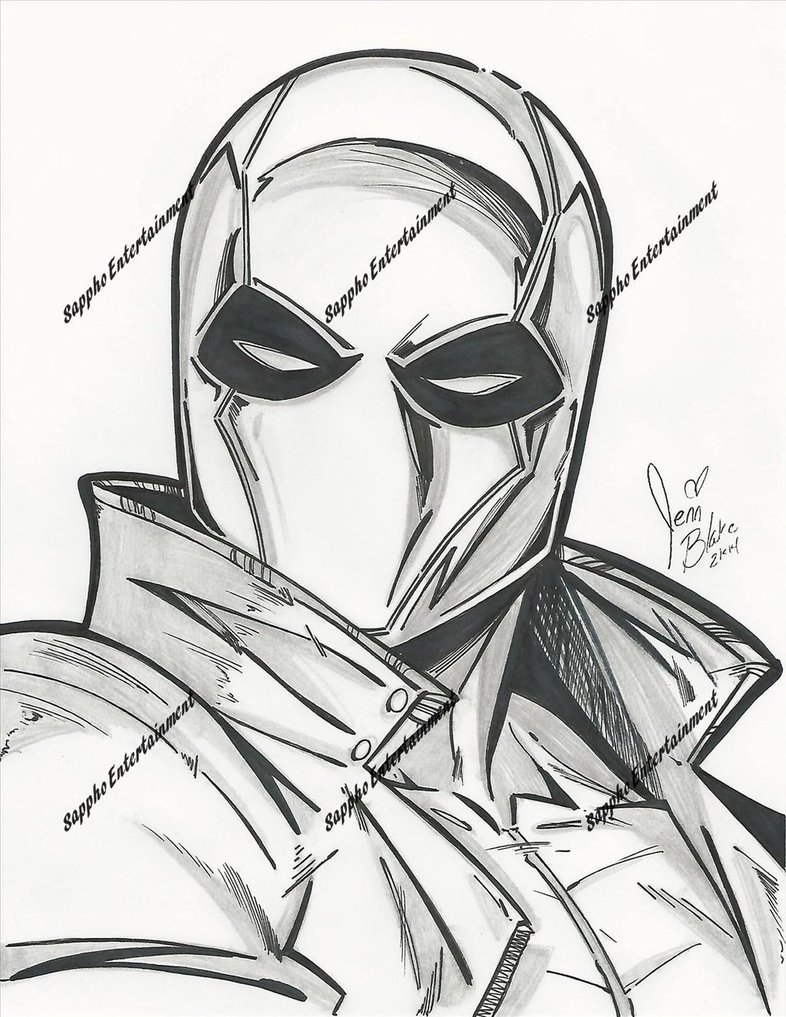 786x1017 Red Hood Commission By Ponygoddess