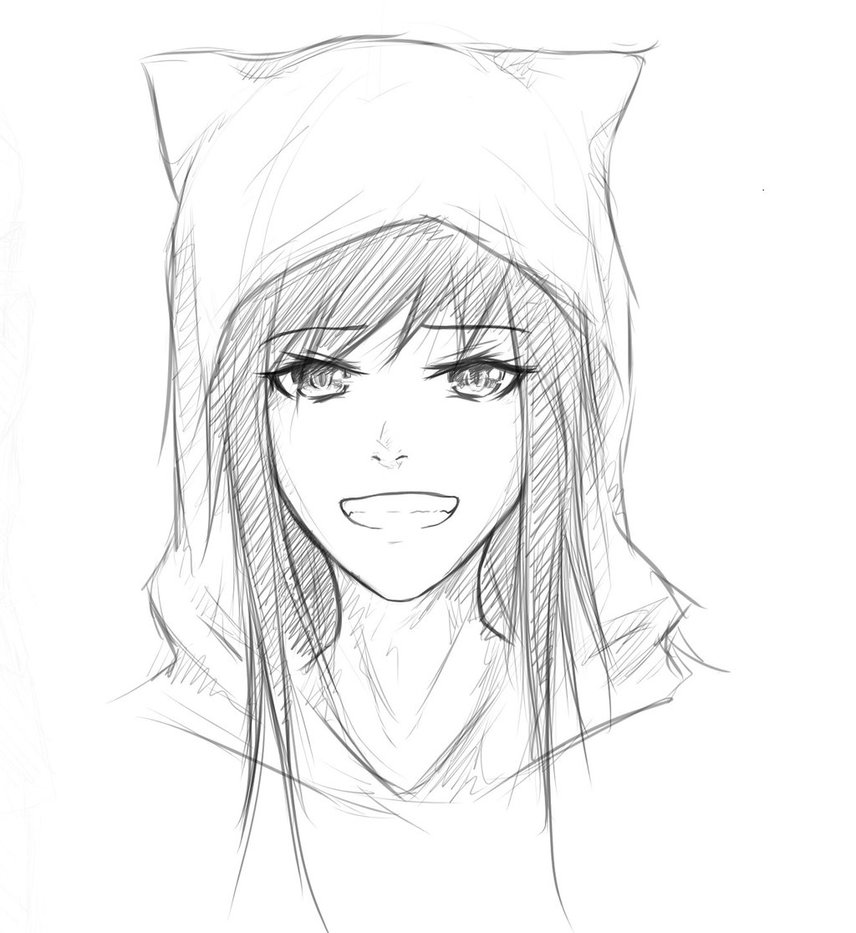 856x933 Sketch Hood By Endelea