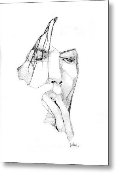 402x600 Karma Man Drawing By Karen Clark
