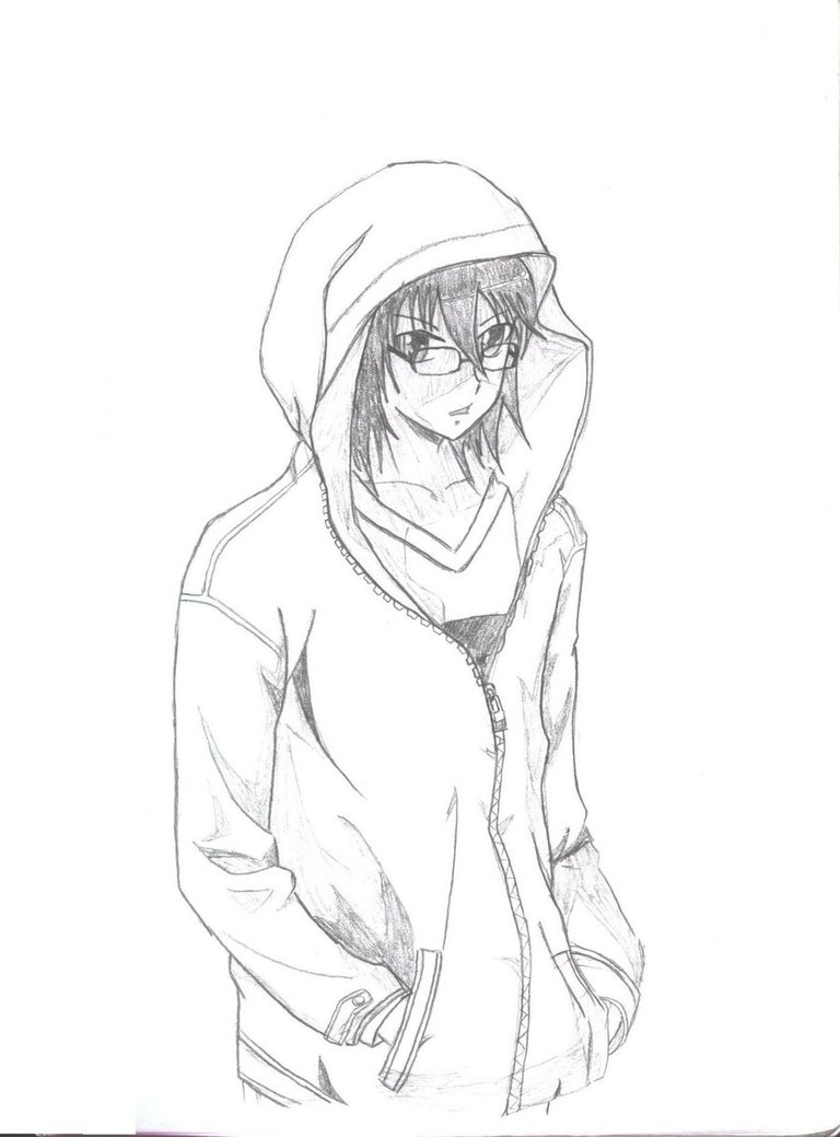 768x1039 A Person Wears Hoodie By Gintorikosu