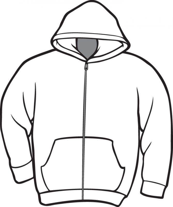 669x800 Black Hoodie Template Template Business