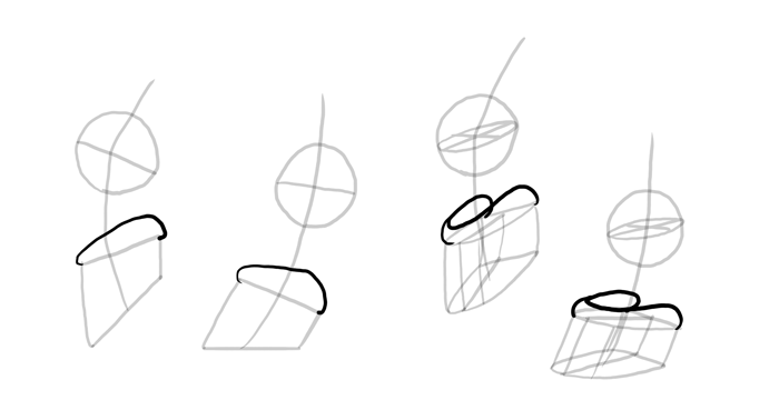 700x369 How To Draw Horses Step By Step Instructions