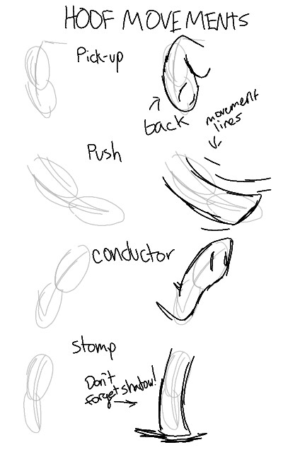 400x640 Some Easy Hoof Movements. Conductor One Is My Favorite Mlp Pony