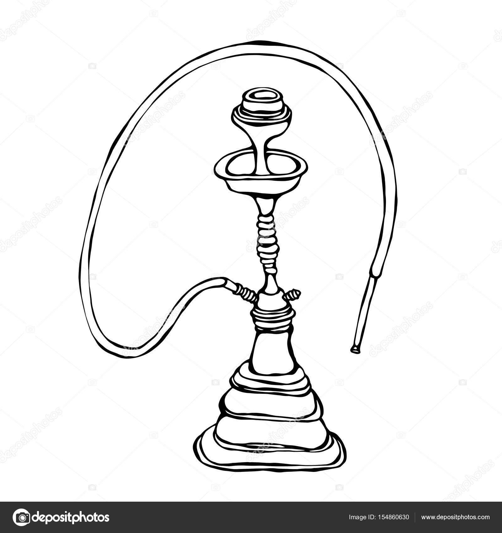 1600x1700 Shisha, Bong, Hooka, Hookah With Smoking Pipe, Oriental Hookah Bar