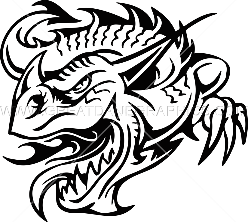 825x741 Horned Lizard Production Ready Artwork For T Shirt Printing