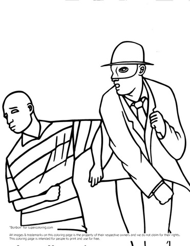 371x480 Green Hornet Fighting Coloring Page Free Printable Coloring Pages