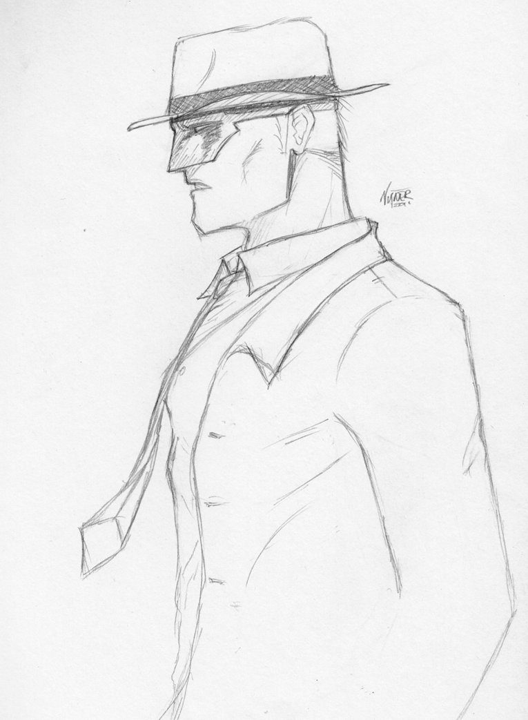 765x1043 Green Hornet Sketch By Bryonic