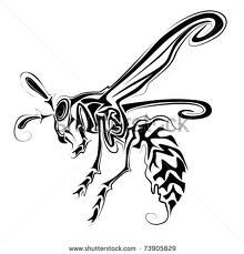 220x229 Best Wasp Tattoo Ideas On Wasp, Bumble Bee
