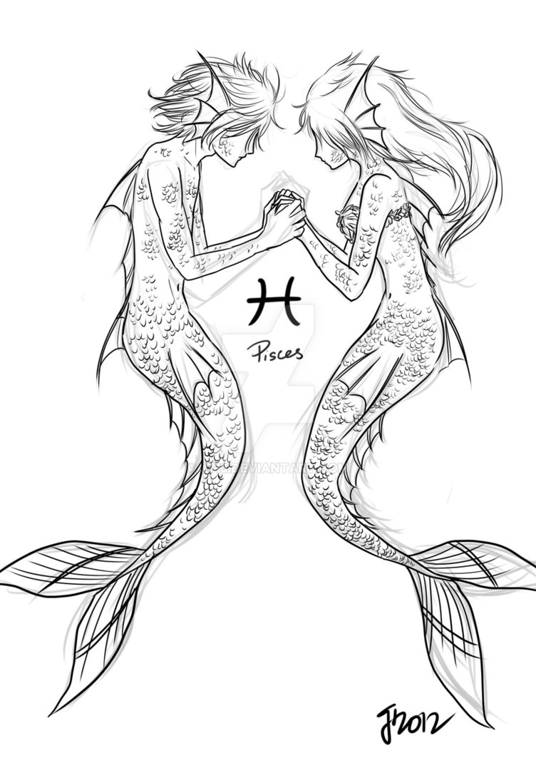 752x1063 Horoscope Pisces By J713