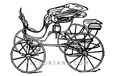 Horse And Buggy Drawing