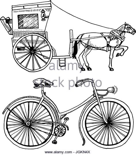 473x540 Horse Drawn Cut Out Stock Images Amp Pictures