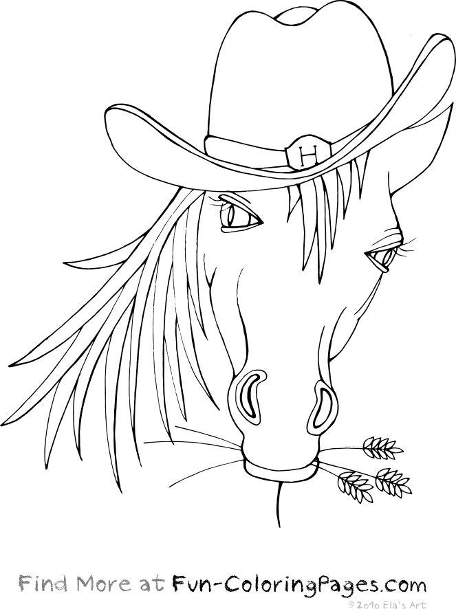663x886 Animals Fun Coloring Pages