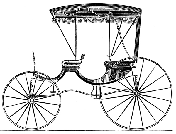 600x458 Horse Carriages
