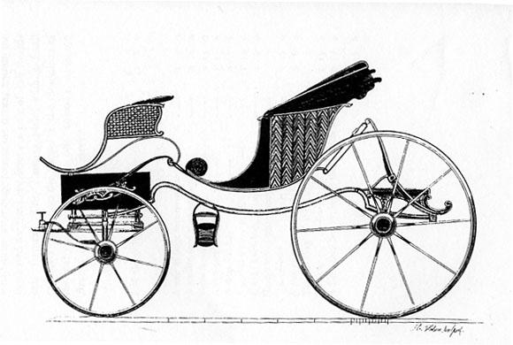 580x390 A Regency Era Carriage Primer