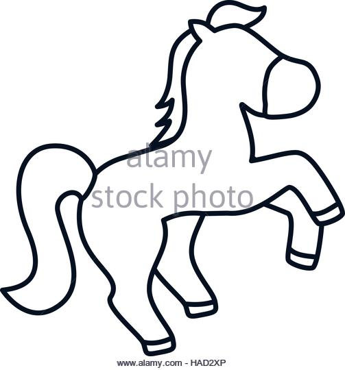 503x540 cartoon horse stock photos amp cartoon horse stock images