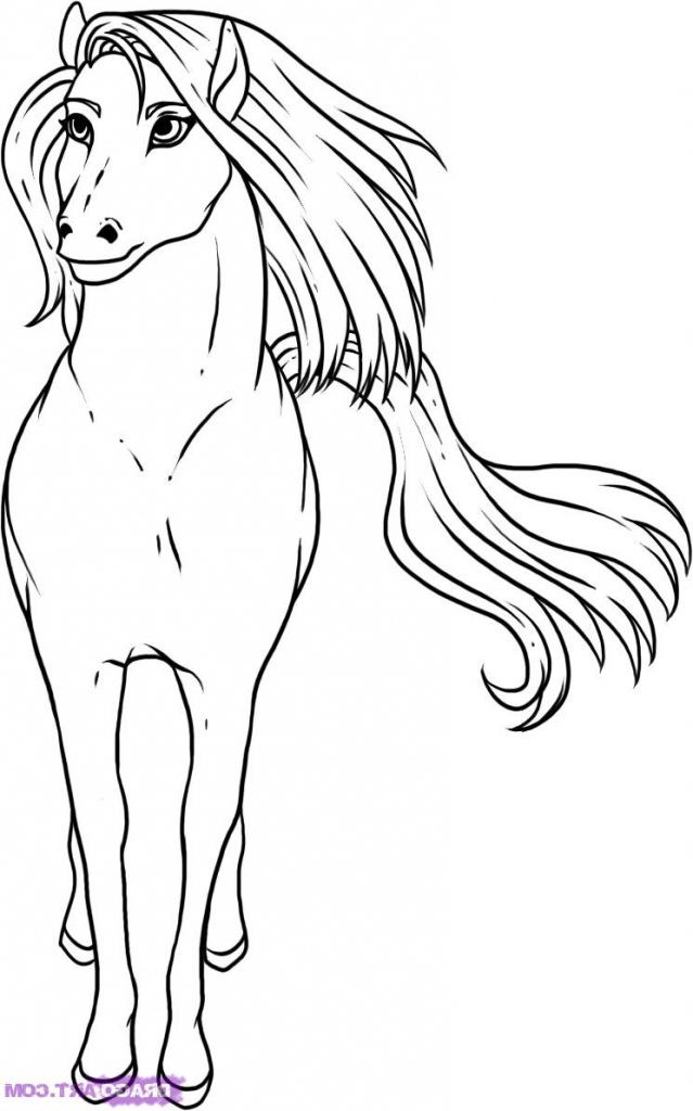 639x1024 Easy Drawing Of A Horse How To Draw A Simple Horse Step Step Farm