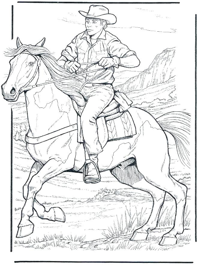 660x880 Beautiful Horse Coloring Pages For Kids Crayola Photo Drawing Free