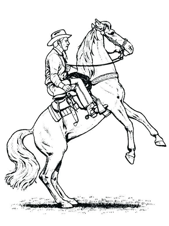 580x773 Horse Color Sheet Free Printable Horse Coloring Pages For Kids
