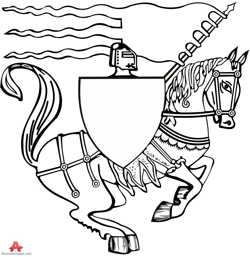 Horse Drawing Outlines at GetDrawings.com | Free for personal use ...