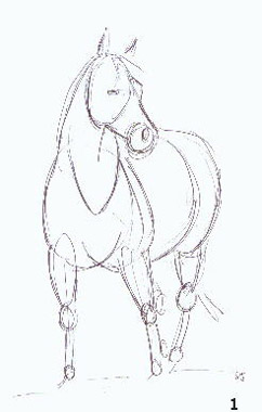242x380 Ever Wanted To Draw A Horse The Equinest
