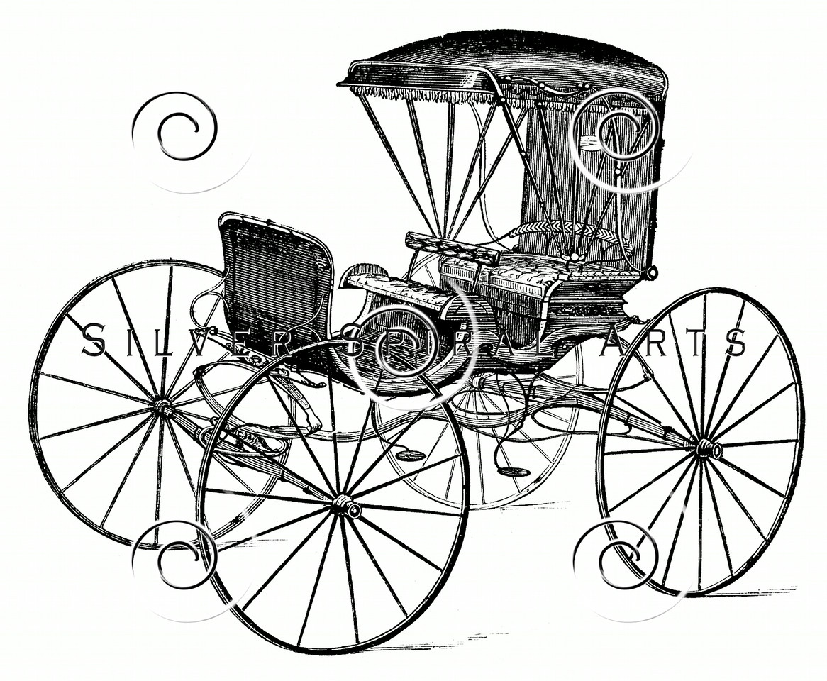 1166x960 Royalty Free Stock Vintage Illustrations Photo Keywords Buggy