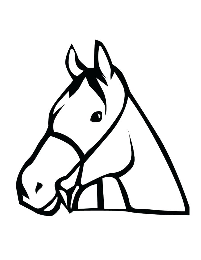 700x905 Horse Face Coloring Page Horse Face Coloring Sheets Brexitbook.club
