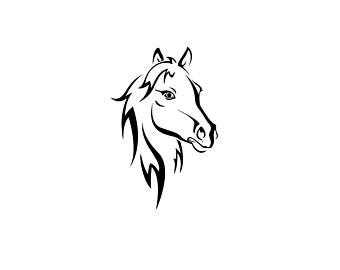 340x270 Horse Head Etsy