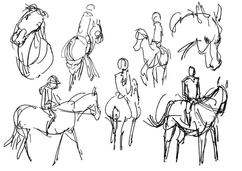 1000x707 Show Jumping Horses Aj Aiken