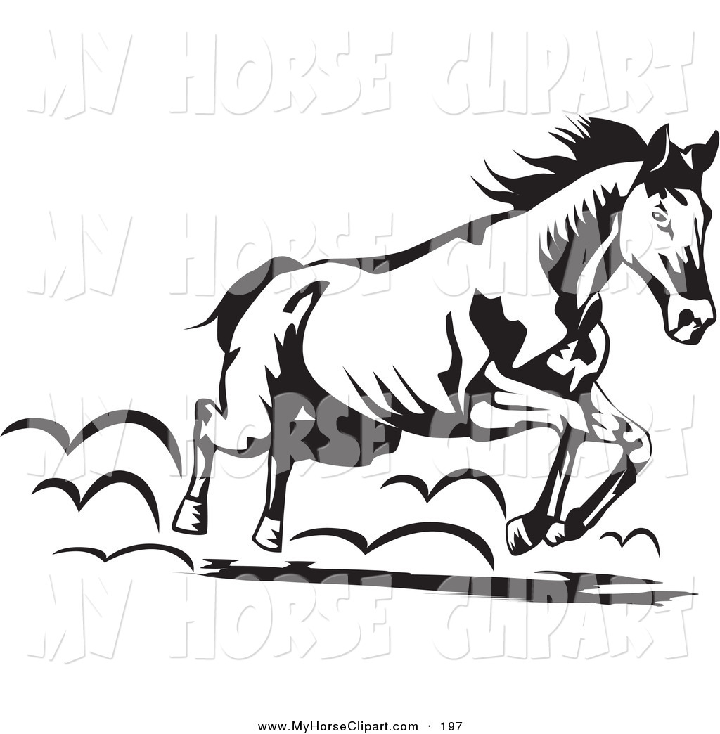 horse line drawing clip art at getdrawings com free for personal rh getdrawings com ride a horse clipart black and white clipart of a horse black and white