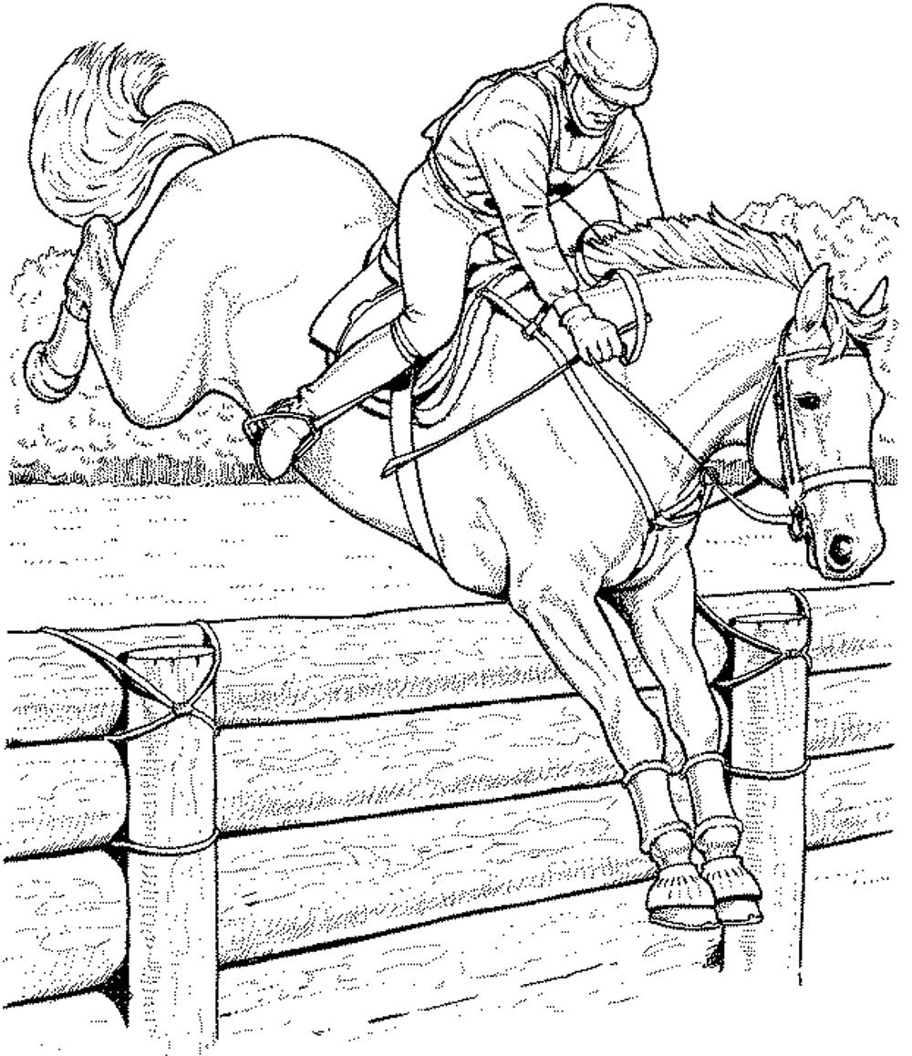 1000x1158 Horse Racing Coloring Pages Print Der Horse Racing Coloring Pages