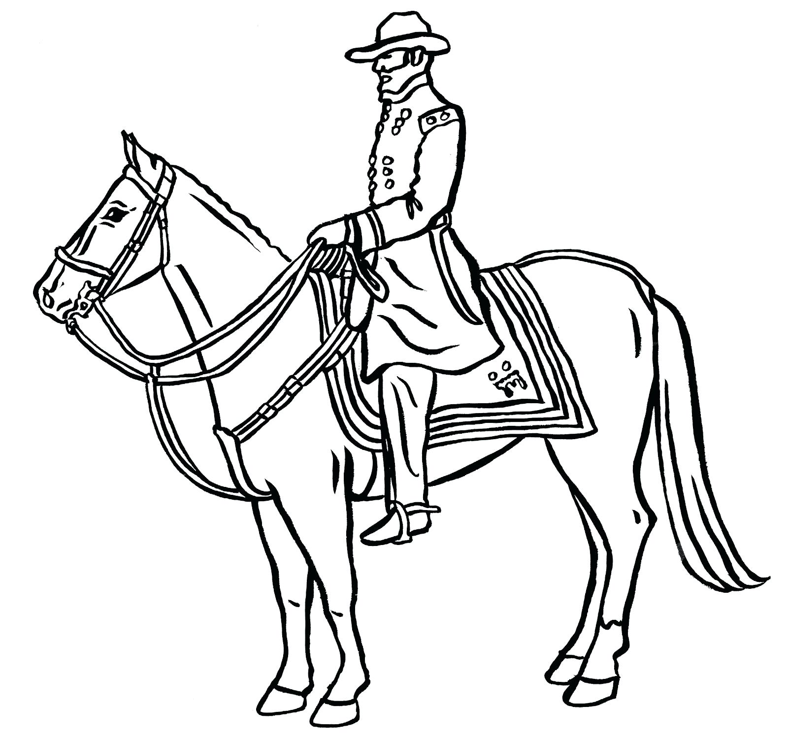 1600x1499 Coloring Horseback Riding Coloring Pages