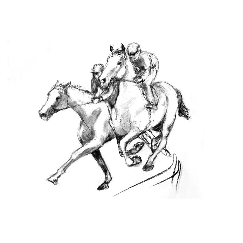800x800 Equestrian Prints Fine Art Prints Diana Hand Equestrian Art
