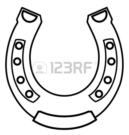 429x450 Horseshoe Royalty Free Cliparts, Vectors, And Stock Illustration