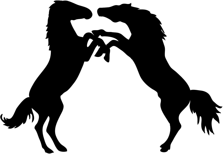 1500x1035 Horse Silhouette