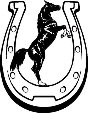 Horseshoe Drawing
