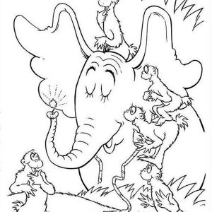 Horton Hears A Who Drawing at GetDrawings.com | Free for personal ...