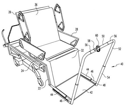 450x386 Invention Exercise Bed New Scientist