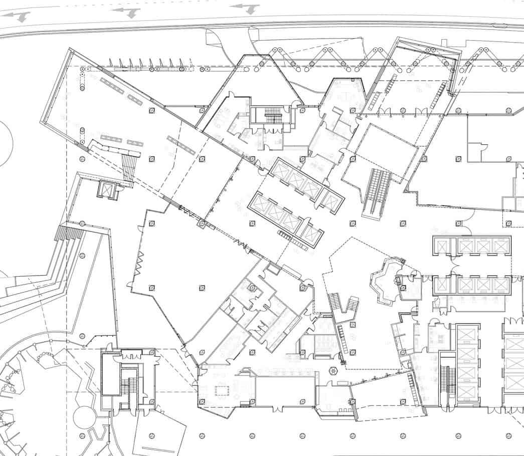 1045x910 Buy Hospital Building Design Plans Up To 100 Beded Hospital