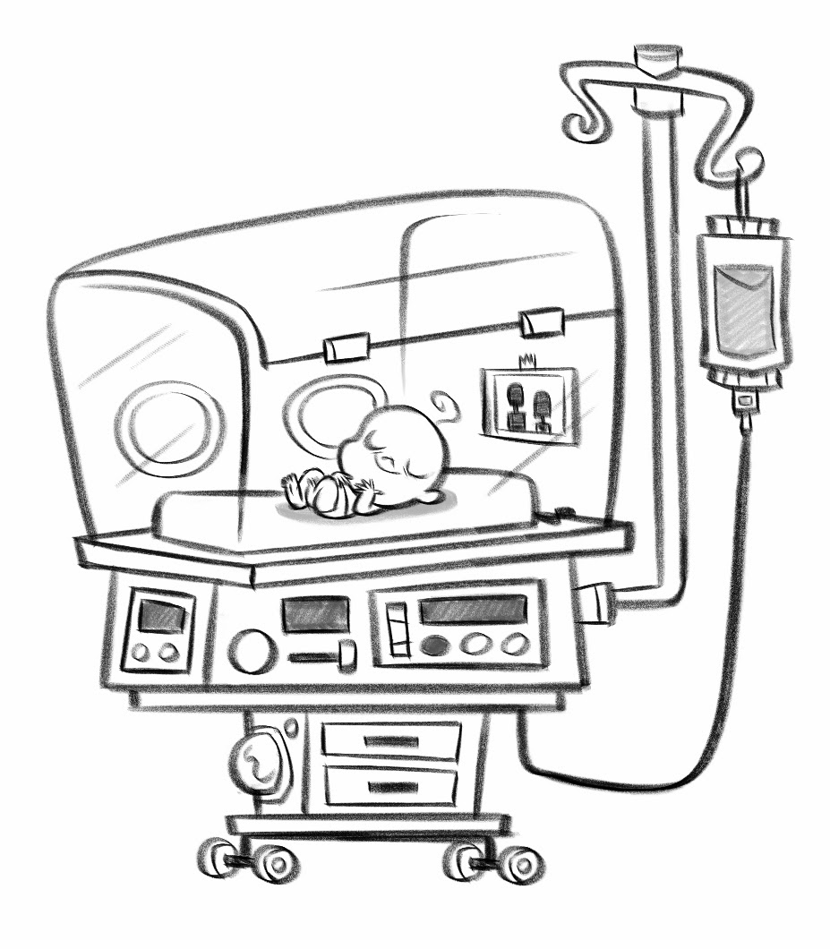 927x1060 Hospital Coloring Pages